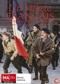Un Village Francais - Vol. 4 on DVD