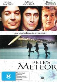 Pete's Meteor on DVD