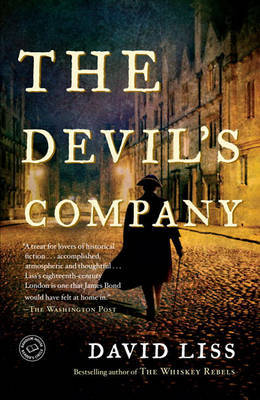 The Devil's Company by David Liss image