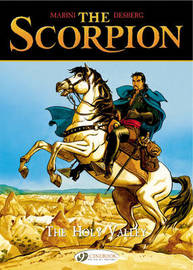 The The Scorpion: v. 3 by Stephen Desberg image
