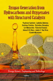 Syngas Generation from Hydrocarbons & Oxygenates with Structured Catalysts by Vladislav Sadykov image