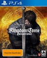 Kingdom Come Deliverance Special Edition for PS4