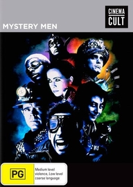 Mystery Men on DVD