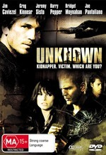 Unknown on DVD