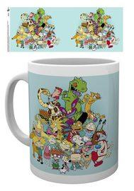 Nickelodeon 90's Mug - Compilation