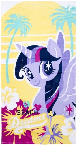My Little Pony Crush Beach Towel image