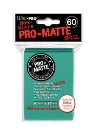 Ultra Pro: Pro-Matte Deck Protector Sleeves - Aqua
