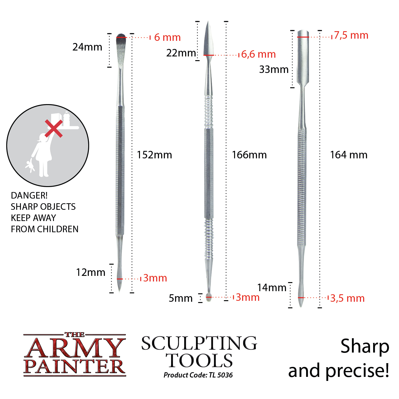 Army Painter Sculpting Tools image