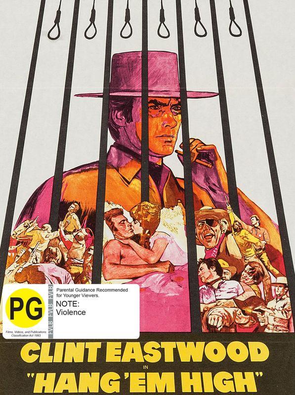 Hang Em High (Six Shooter Classics) on DVD