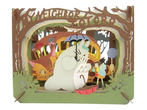 My Neighbor Totoro: Paper Theater: Strange Encounter
