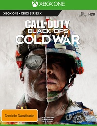 Call of Duty Black Ops: Cold War for Xbox One