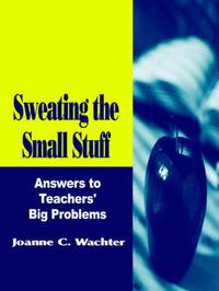 Sweating the Small Stuff by Joanne C. Wachter Ghio image