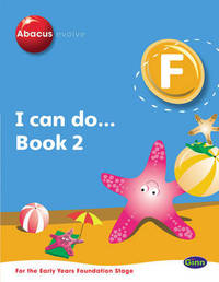 Abacus Evolve Foundation: I Can Do Book 2 Pack of 8 by Ruth Merttens