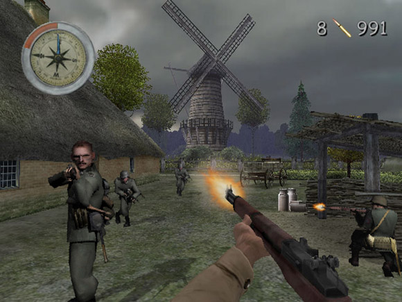 Medal Of Honor: Frontline for PlayStation 2 image