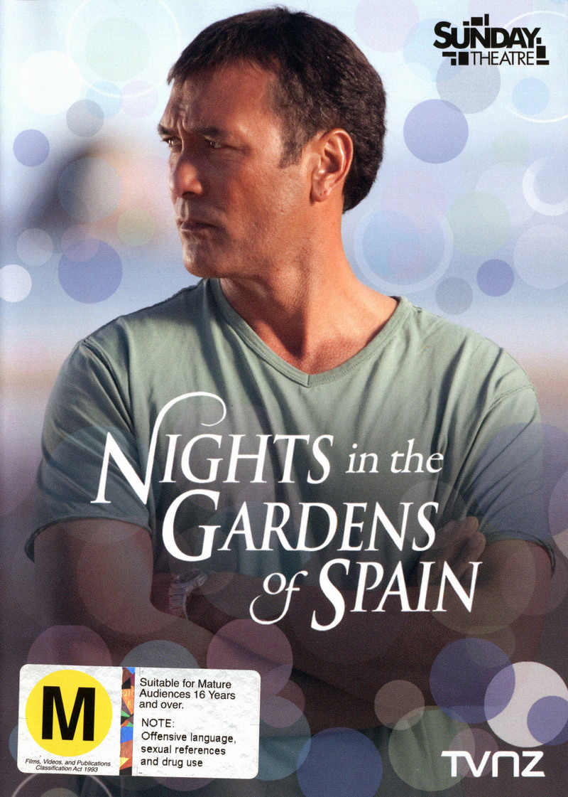 Nights in the Gardens of Spain DVD image