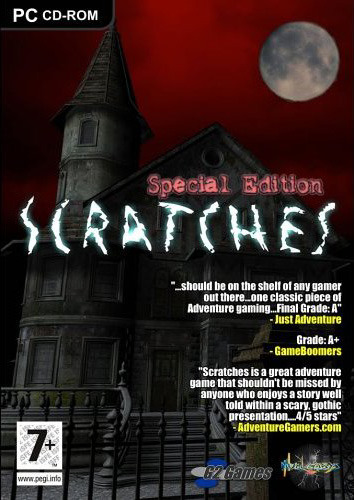 Scratches Special Edition for PC Games
