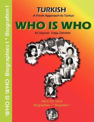 WHO IS WHO - Biographies I / Biografien I by Ali Akpinar