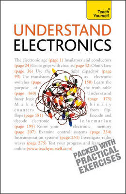 Understand Electronics: Teach Yourself by Malcolm Plant image