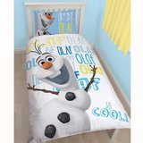Disney: Frozen Olaf Panel Duvet Set - Single