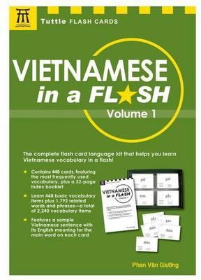 Vietnamese in a Flash: v. 1 by Phan Van Giuong