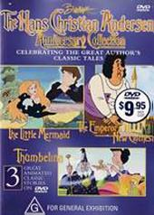 The Hans Christian Anderson Anniversary Collection on DVD