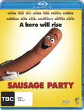 Sausage Party on Blu-ray