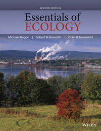 Essentials of Ecology 4E by Michael Begon