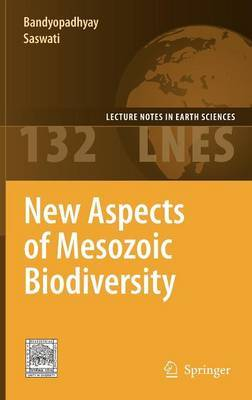 New Aspects of Mesozoic Biodiversity by Saswati Bandyopadhyay image