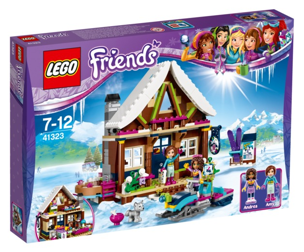 LEGO Friends - Snow Resort Chalet (41323)