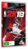 NBA 2K18 Legend Edition for Nintendo Switch