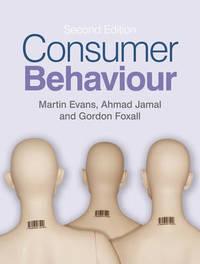 Consumer Behaviour by Martin Evans