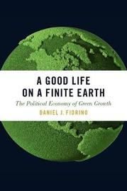 A Good Life on a Finite Earth by Daniel J Fiorino