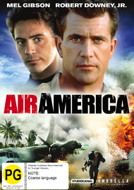 Air America on DVD image