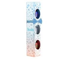 Mini Snails: Nail Polish - Paris (3 Pack)