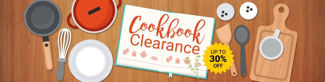 Cookbook Sale