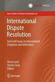 International Dispute Resolution image