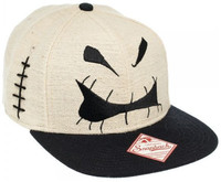 Nightmare Before Christmas Jack Snapback Cap