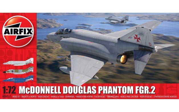 Airfix 1:72 McDonnell Douglas FGR.2 1:72 Model Kit