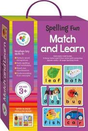 Hinkler: Spelling Fun - Match & Learn Cards image
