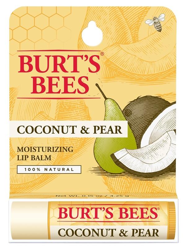 Burt's Bees: Lip Balm Tube - Coconut & Pear (4.25g)