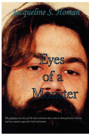 Eyes of a Monster by Jacqueline S Homan image