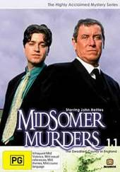 Midsomer Murders - Season 1 Vol 1 on DVD