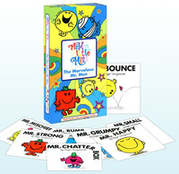 The Marvelous Mr Men Boxed Set (8 books) by Roger Hargreaves