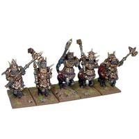 Kings of War Abyssal Dwarf Half Breed Cavalry