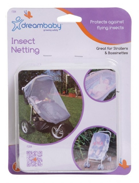 Dream Baby Stroller and Bassinet Insect Netting image
