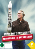 James May's Toy Stories - Action Man at the Speed of Sound DVD