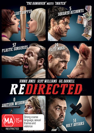 Redirected on DVD