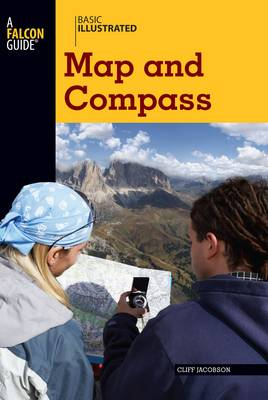 Basic Illustrated Map and Compass by Cliff Jacobson image