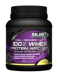Balance 100% Whey Protein - Banana (750g)