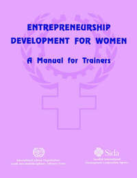 Entrepreneurship Development for Women by ILO-Saat